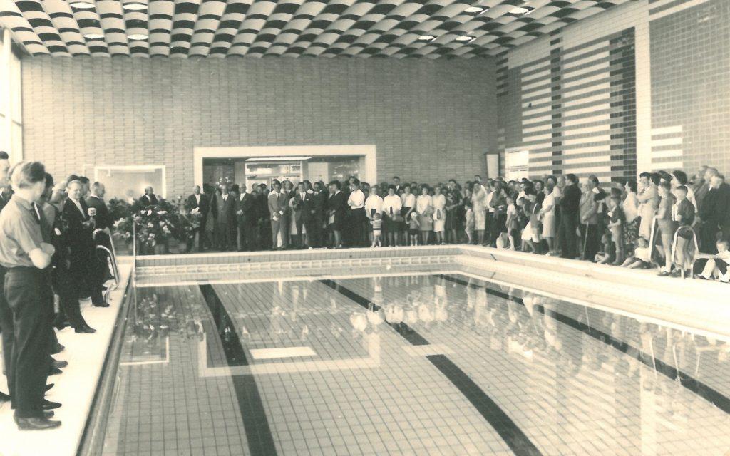 1964 Eröffnung